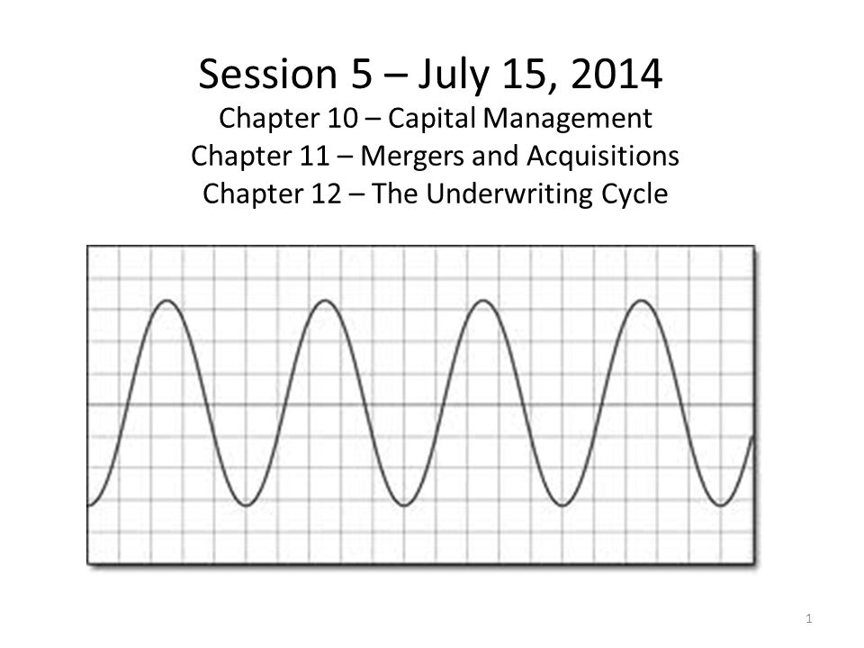 Session 6 – July 22, 2014 Final Review 22