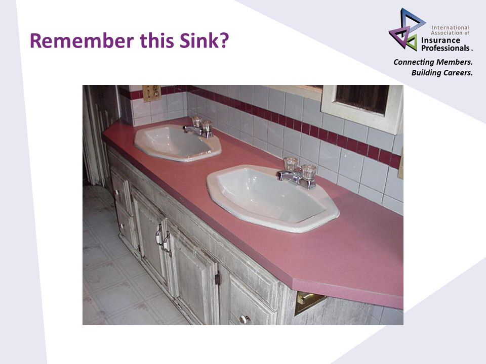 Remember this Sink