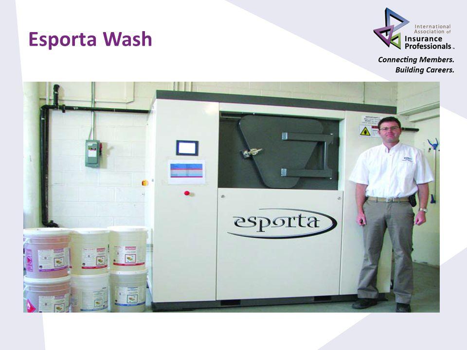 Esporta Wash