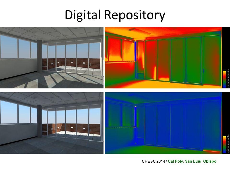 CHESC 2014 / Cal Poly, San Luis Obispo Digital Repository