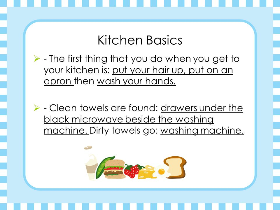 GRAINSVEGETABLESFRUITSOILSMILKMEAT & BEANS  Listed below are the steps in washing dishes.