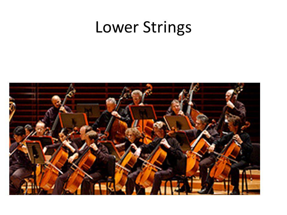 Lower Strings