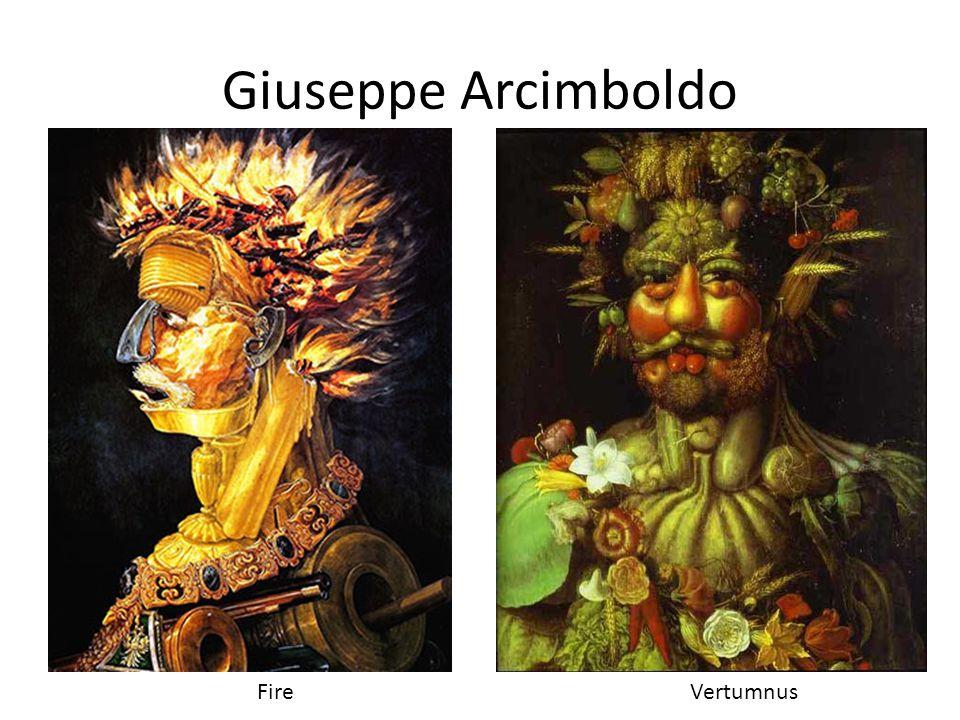 Giuseppe Arcimboldo FireVertumnus