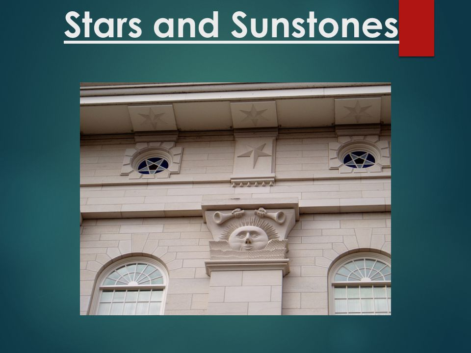 Stars and Sunstones