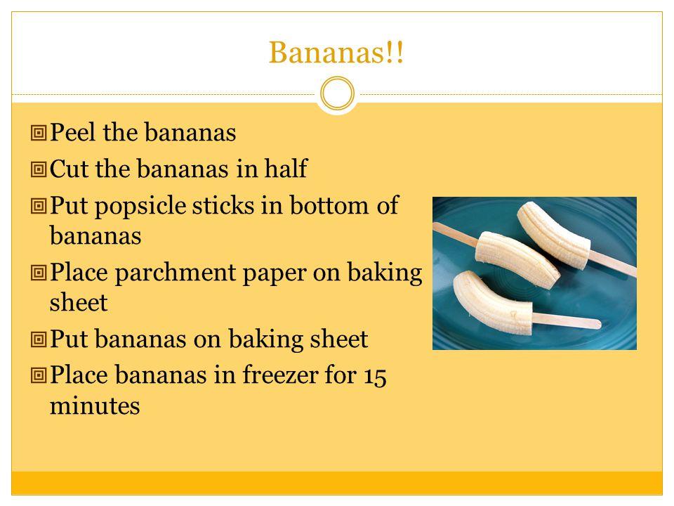 Bananas!.