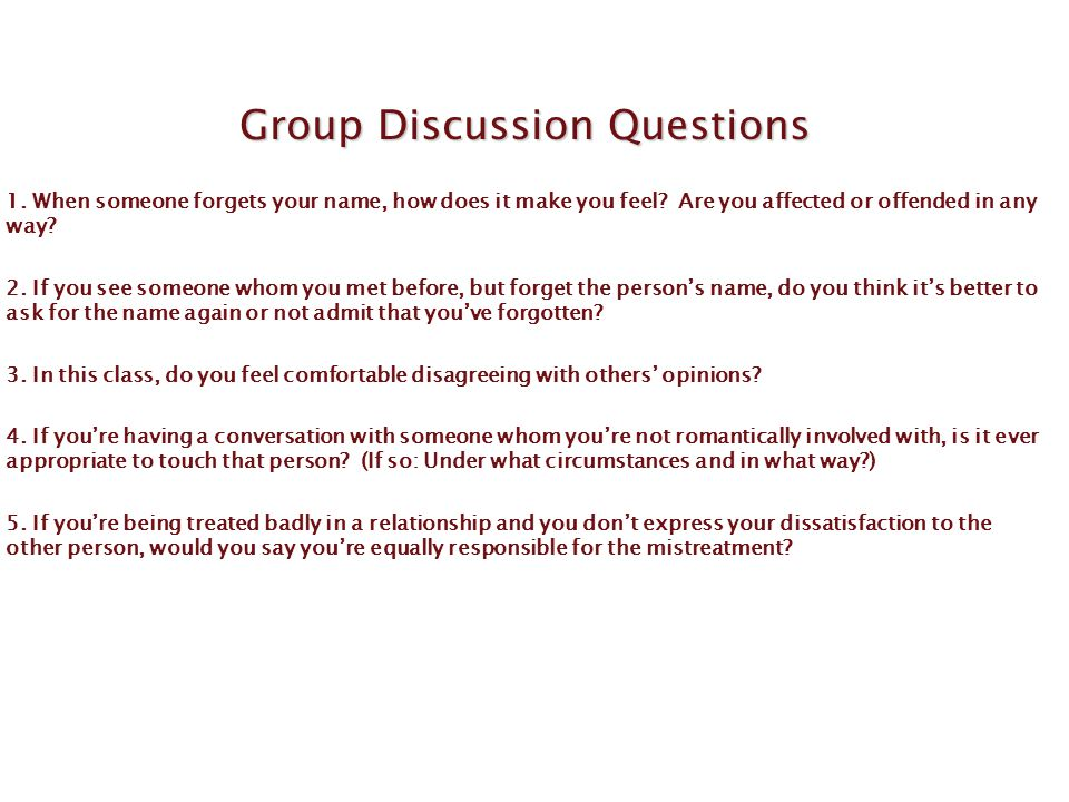 D iscuss and respond to the following questions about the cartoon above. After 15-20 minutes, come together as a class for group processing and discus