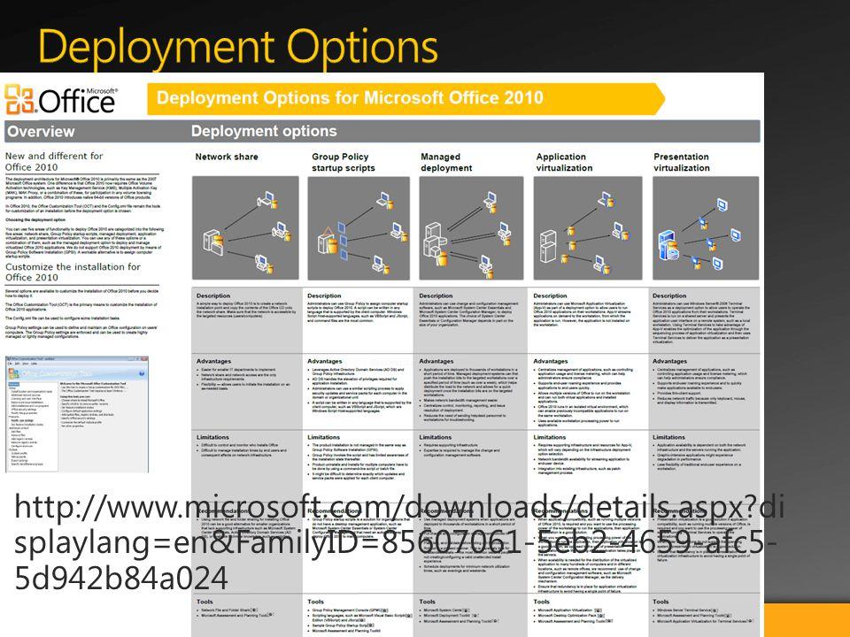 http://www.microsoft.com/downloads/details.aspx di splaylang=en&FamilyID=85607061-5eb2-4659-afc5- 5d942b84a024