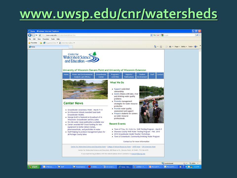 www.uwsp.edu/cnr/watersheds