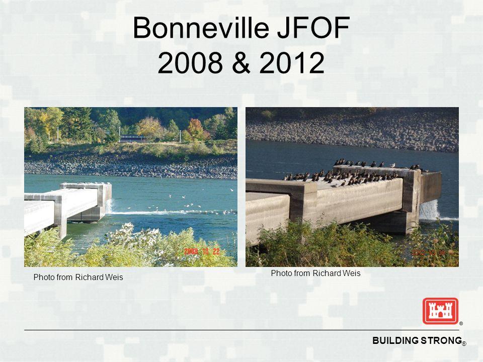 BUILDING STRONG ® Bonneville JFOF 2008 & 2012 Photo from Richard Weis