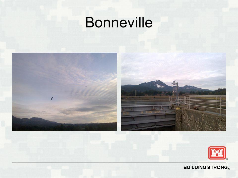 BUILDING STRONG ® Bonneville