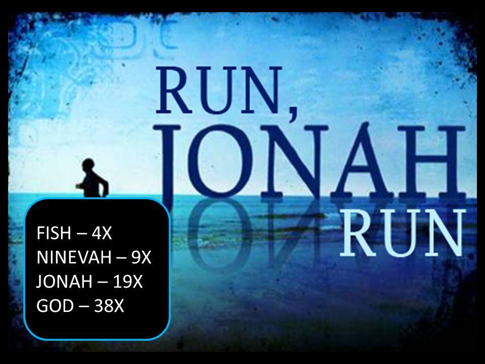 HIDE & SEEK ~ JONAH 1:1-17