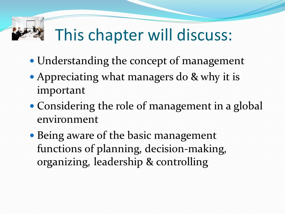 The Critical Nature of Management Why is General Motors an example of poor management.
