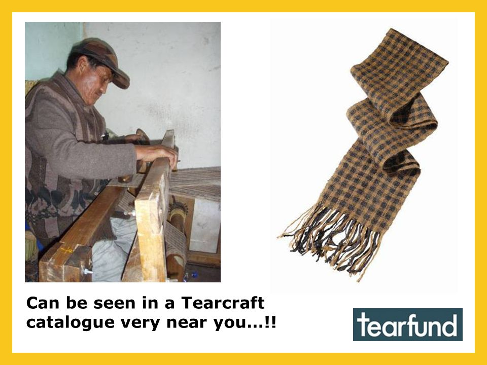 Can be seen in a Tearcraft catalogue very near you…!!