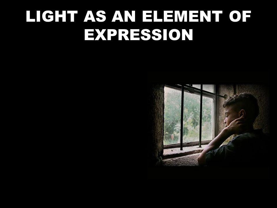 LIGHT; TONAL VALUES