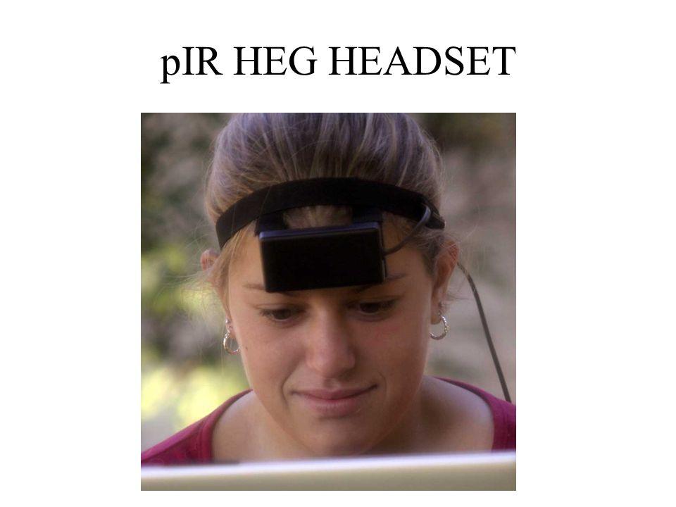 pIR HEG HEADSET