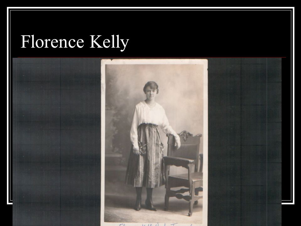 Florence Kelly
