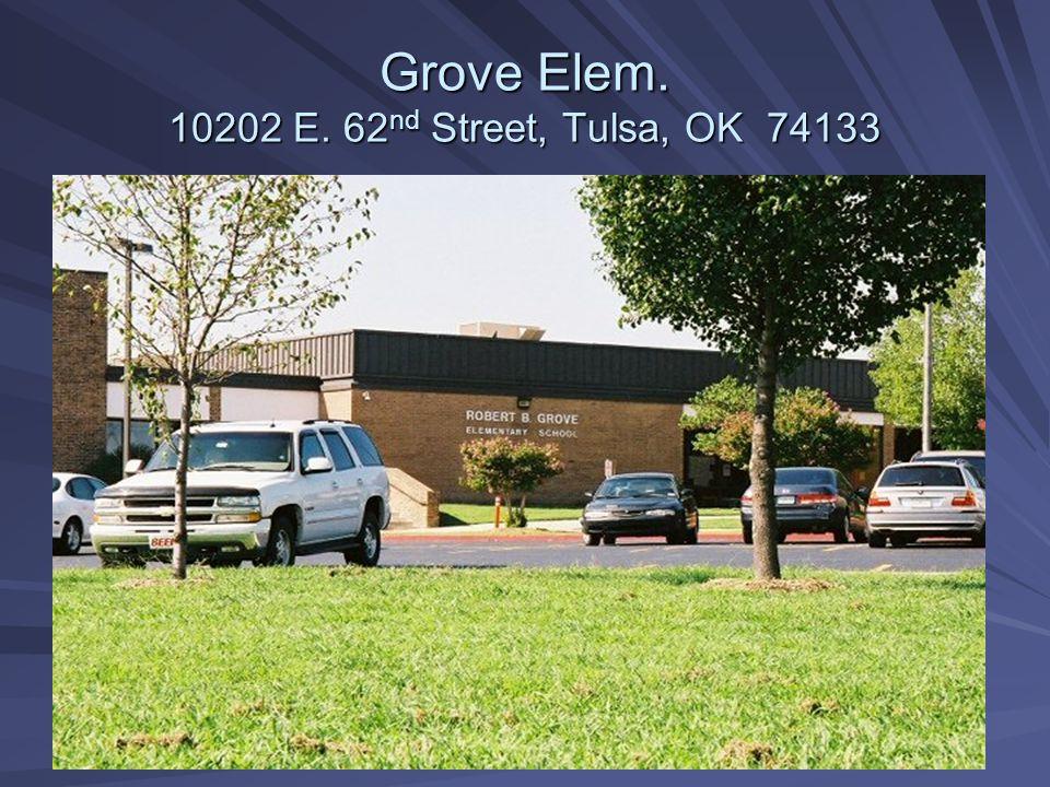 Briarglen Elem. 3303 S. 121 E. Ave., Tulsa, OK 74146