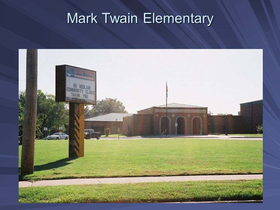 Union Alternative School 5656 S. 129 th E. Ave., Tulsa, OK 74134
