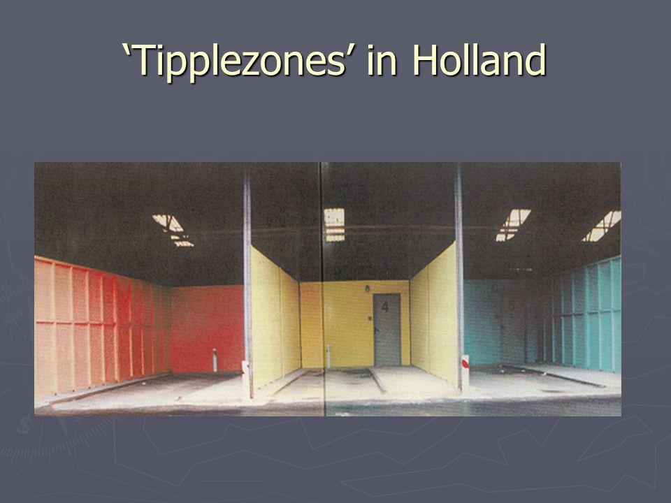 'Tipplezones' in Holland