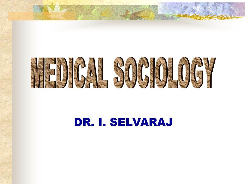 DR. I. SELVARAJ