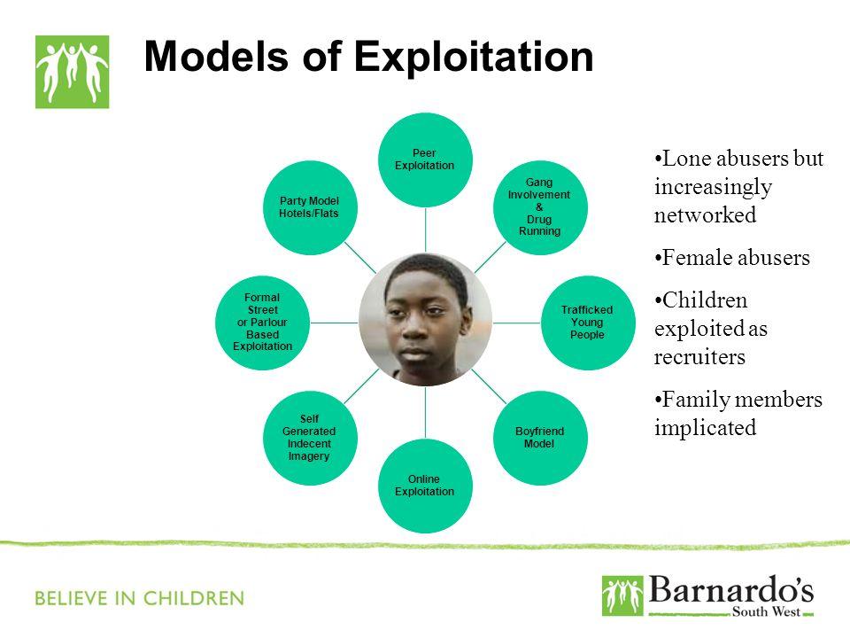 Barnardo's: BeWise 2 Sexual Exploitation