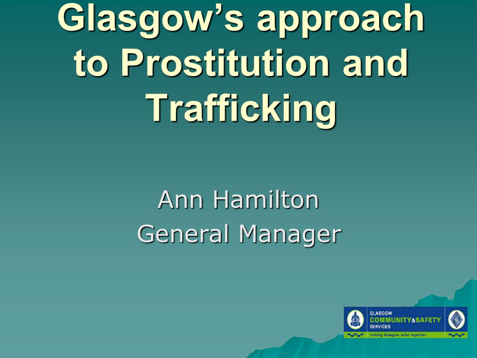 Comprehensive view  Violence against women  Link with other forms of exploitation –Indoor prostitution –Pornography/sex shops –Table dancing –Trafficking  National and international context