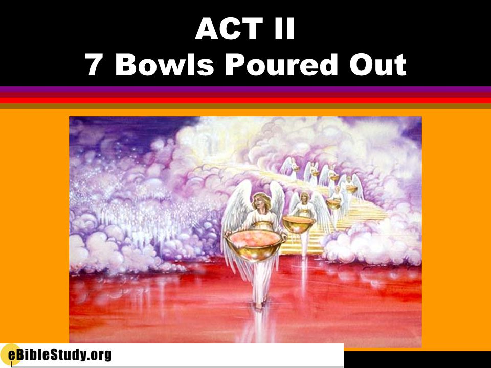 ACT II Prostitute l Remember 6:9-11 l How long until you judge and avenge our blood?