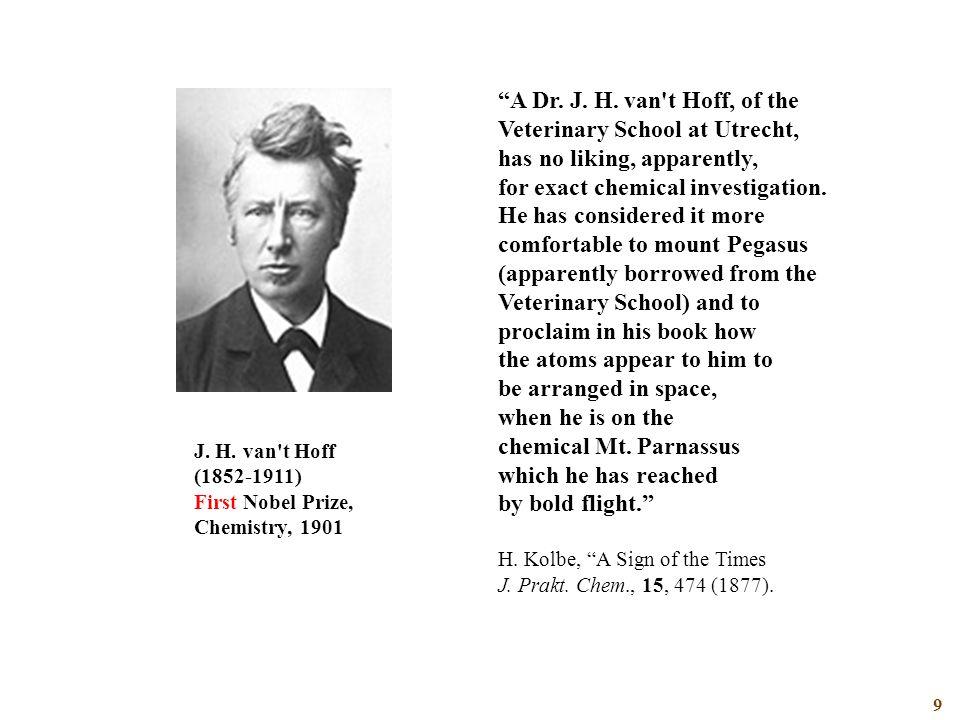 9 A Dr. J. H.