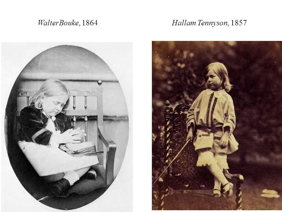 WalterBouke, 1864 Hallam Tennyson, 1857