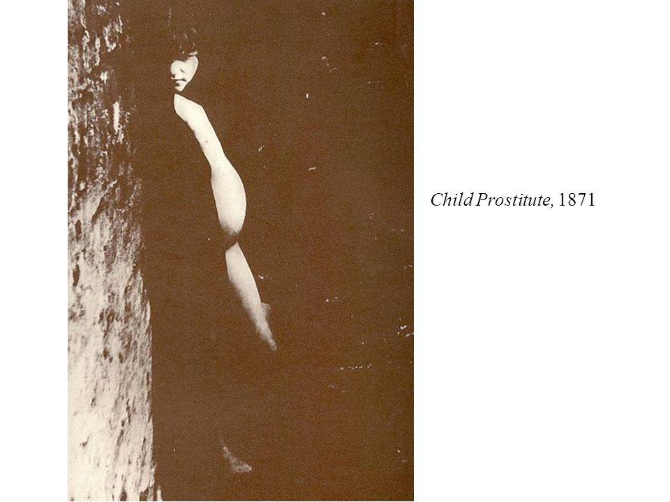Child Prostitute, 1871