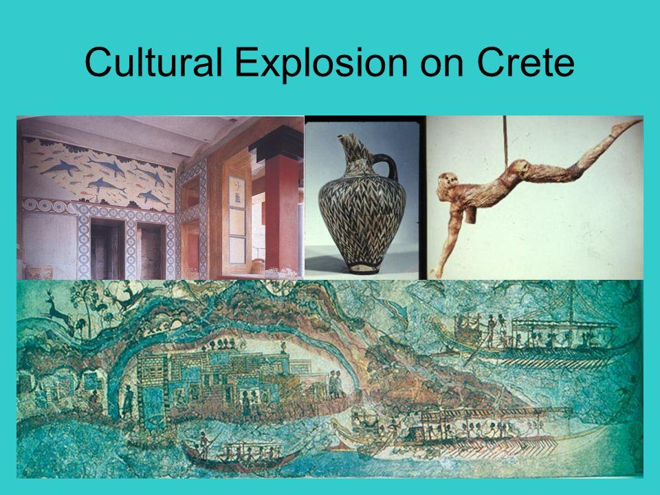Cultural Explosion on Crete