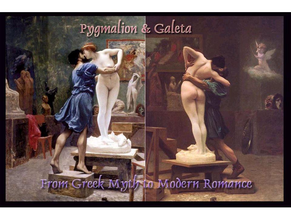 Galatea PYGMALION APHRODITE