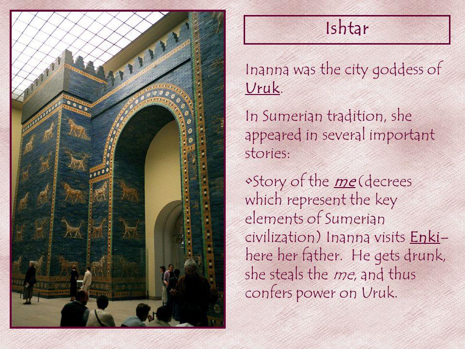 Utnapishtim offers Gilgamesh a way to become immortal: Test yourself.