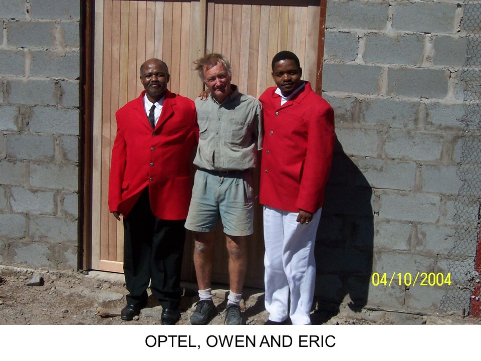 OPTEL, OWEN AND ERIC