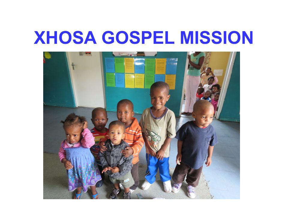 XHOSA GOSPEL MISSION