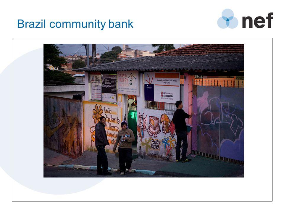 Brazil community bank