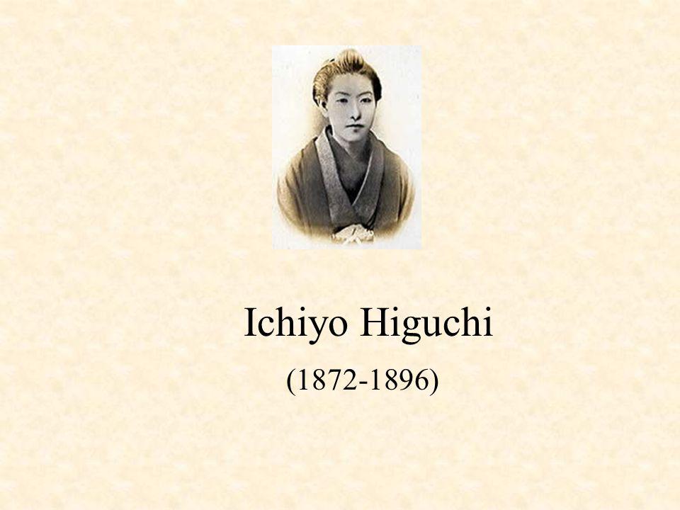 Ichiyo Higuchi (1872-1896)