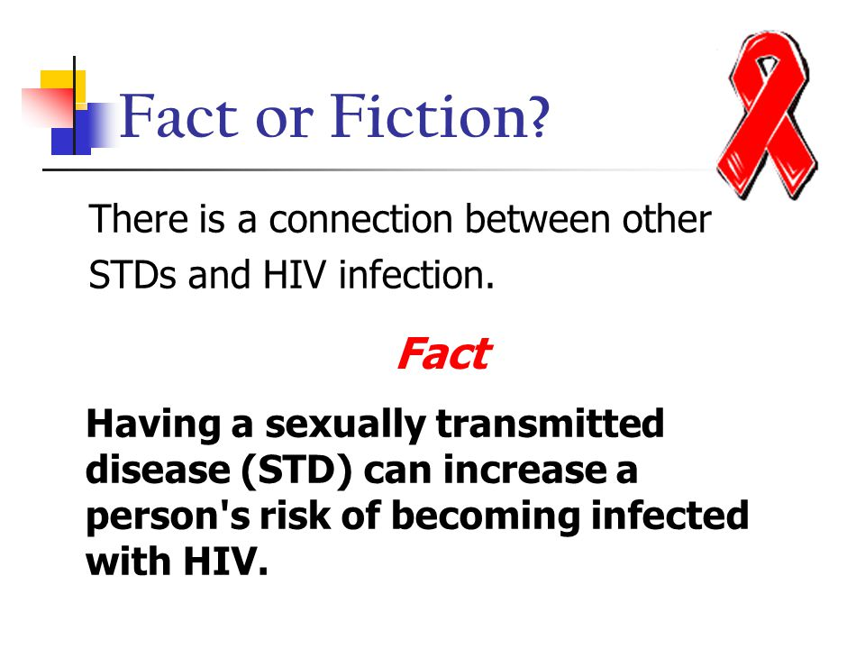 Fact or Fiction. Condoms aren t really effective in preventing HIV transmission.
