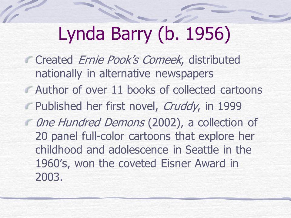 Lynda Barry (b.