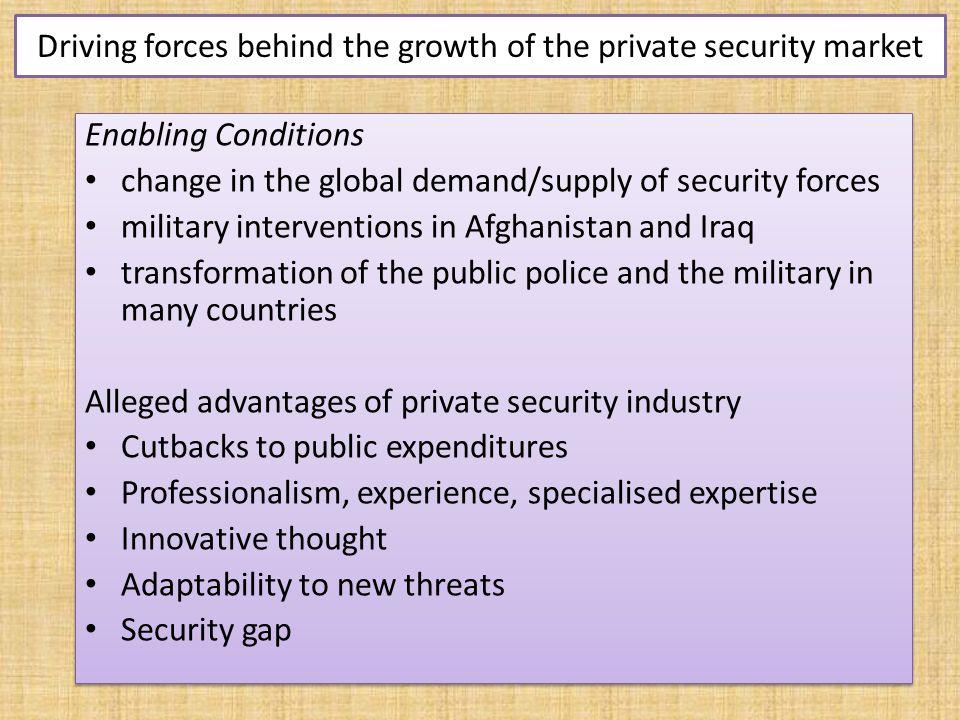 Private Security contractors in Iraq Private Security contractors in Afghanistan