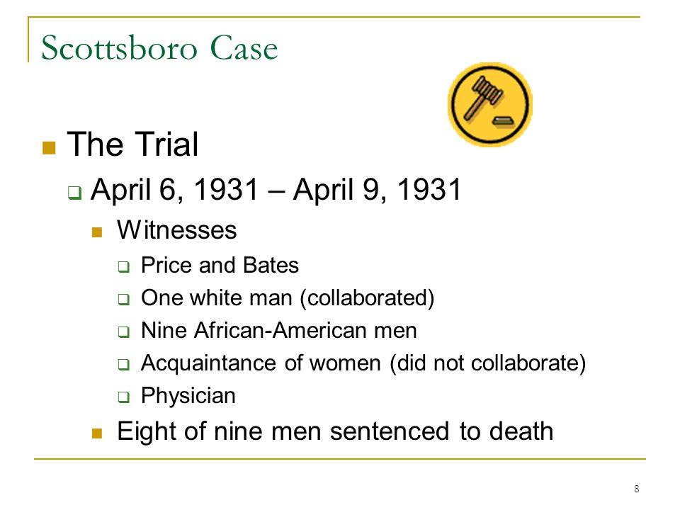 7 Scottsboro Case
