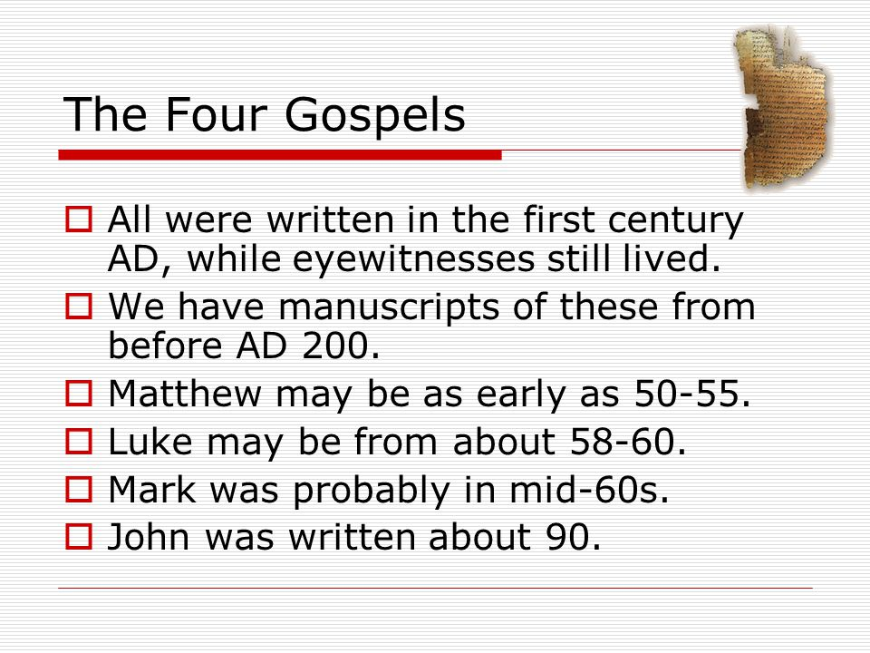 Mary M elsewhere in Gnostic Literature  A number of works have Mary along with the apostles asking Jesus arcane questions, usually set in the period between his resurrection and ascension.
