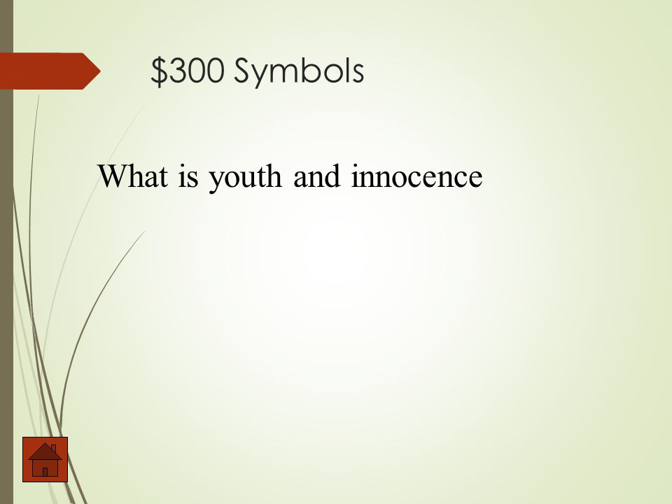 $300 Symbols What do Jane, Phoebe and Allie represent to Holden