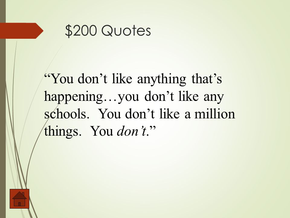 $100 Quotes Who is Holden Caulfield