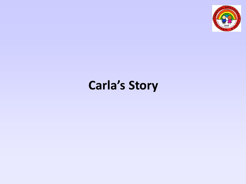 Carla's Story