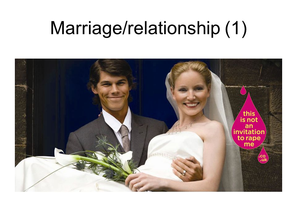 Marriage/relationship (1)