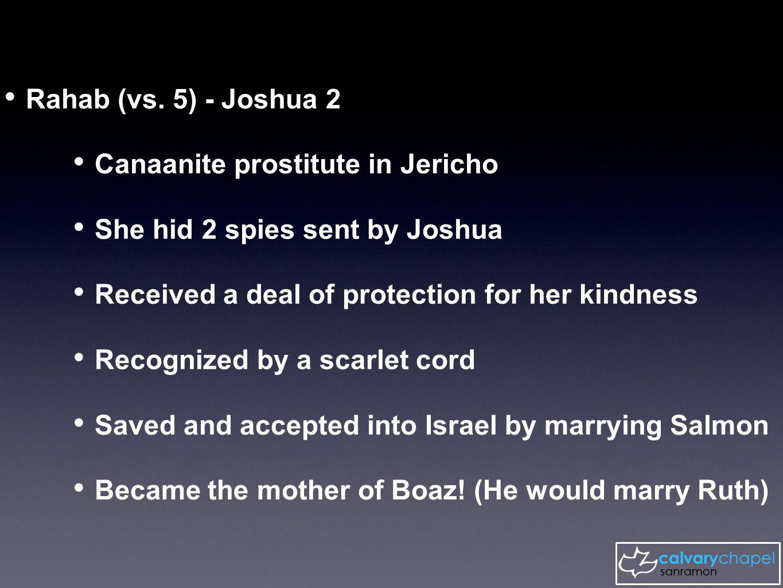 Rahab (vs.
