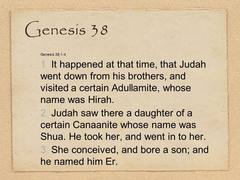 Genesis 39 Genesis 39:1-2 1 Joseph was brought down to Egypt.