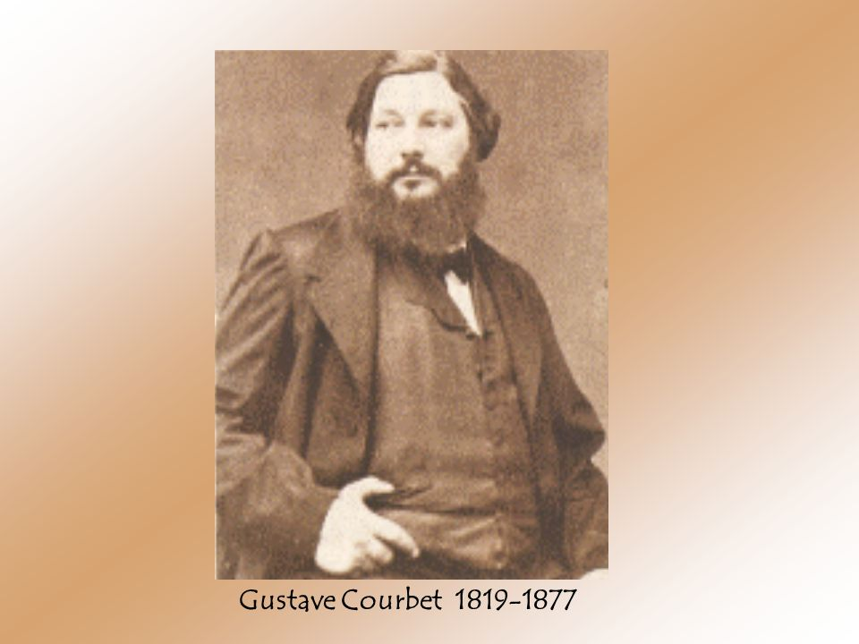 Gustave Courbet 1819-1877