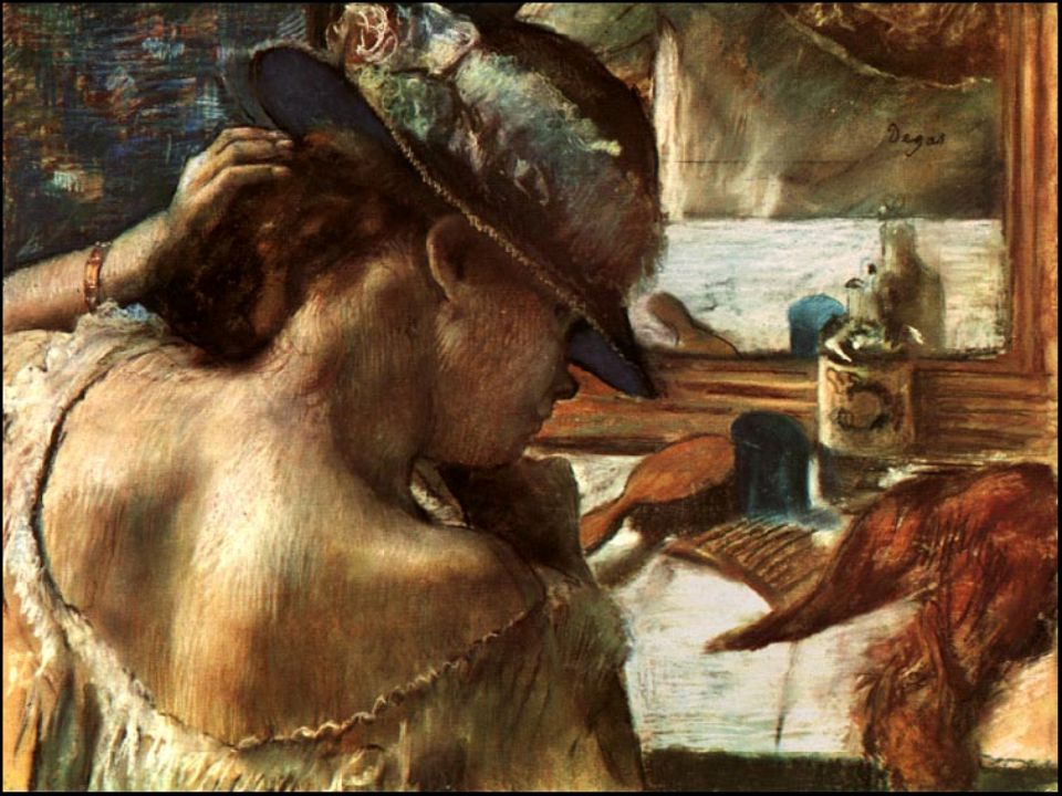 Degas was born into a well-to-do banking family on July 19, 1834, in Paris.